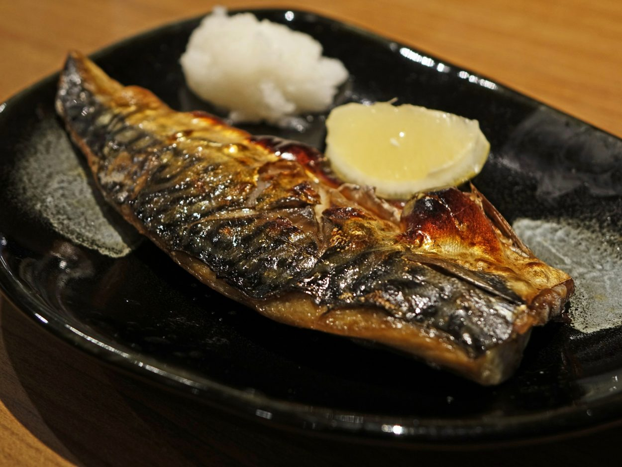 Mackerel Saba Fish