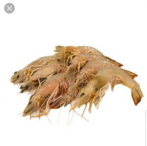 Wild Sea Prawn Ang Kar 红脚虾
